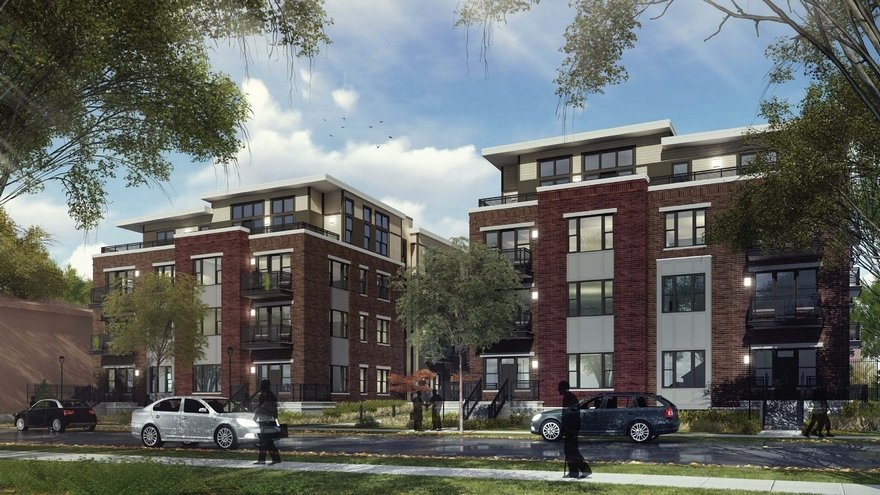 Ohio City apartments win Landmarks Commission approval, despite some neighbors' protests